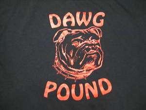 Dawg Pound Tattoo Art Flash T shirt XL