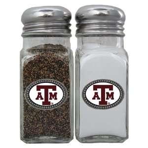 Texas A&M Aggies NCAA Logo Salt/Pepper Shaker Set Sports