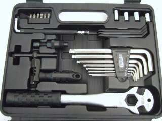 Super B 37 piece Deluxe Bicycle Bike Tool Kit