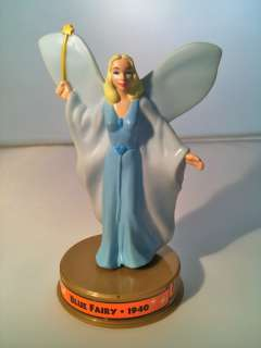 Disney McDonalds 100 Years Magic Pinocchio Blue Fairy Toy