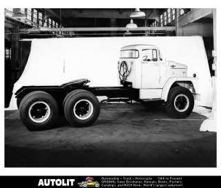 1955 Dodge Truck Factory Photo