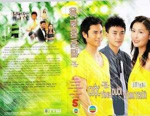 Cuoc Tinh Duoi Vom Troi, Bo 5 Dvd, Phim HongKong 20 Tap