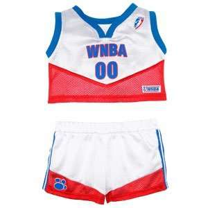 Build A Bear Workshop WNBA Uniform 2 pc. Toys & Games
