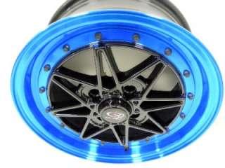 15 ROTA SA RACING WHEEL TIRES 4X100 BLUE ACURA INTEGRA