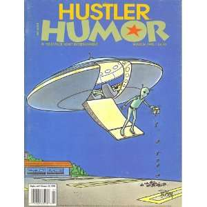 Hustler Humor, In Your Face Adult Entertainment (Hustler Humor, March