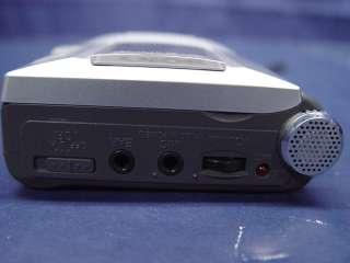 Sony Cassette Corder Standard Cassette Tape Voice Recorder TCM 200DV