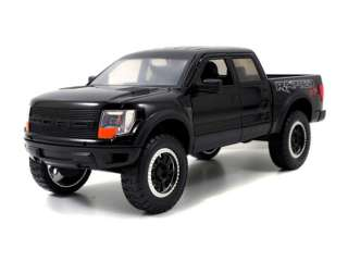 2011 Ford F 150 SVT Raptor Pickup JADA BIGTIME KUSTOMS 124 Scale