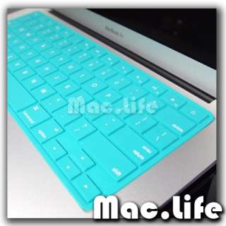 SL TEAL Keyboard Cover Skin for Macbook Air 13 A1369