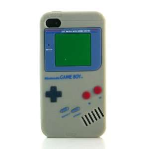 Grey Nintendo Game Boy / Gameboy Plastic Case / Cover