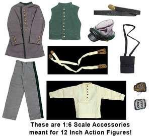ITPT   Civil War Green Uniform Set (Loose)