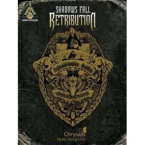 Shadows Fall   Retribution (Guitar Recorded Versions