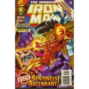 Iron Man #332 Night Neverending Books