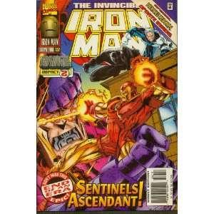 Iron Man #332 Night Neverending Books