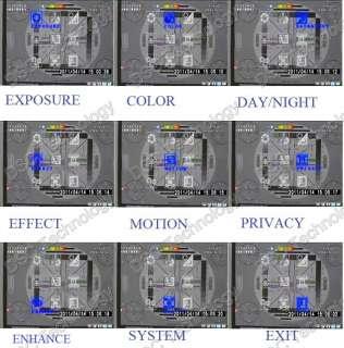 Sony CCD 700TVL Long Range Infrared IR CCTV Camera