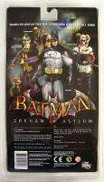 BATMAN Arkham Asylum Series 1 HARLEY QUINN Figure MINT