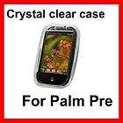 Clear Crystal hard Snap on Case Cover For Palm Pre NEW