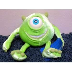 Park Exclusive Monsters Inc. 7 Plush Mike Wazowski Doll: Toys & Games