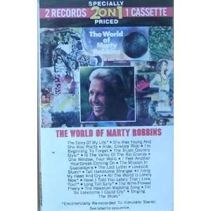 World of Marty Robbins: Marty Robbins: Music