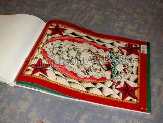 BILL LOIKA Tattoo Flash Sheets Gun Kit Machine Ink Book