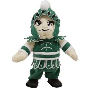 Michigan State Spartans Plush Animated Musical Mascot