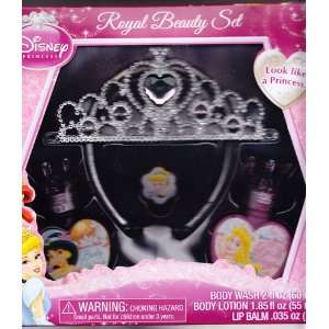 DISNEY PRINCESS Royal Beauty Set Health & Personal Care