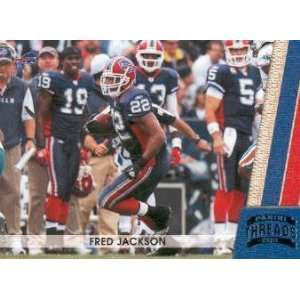 2011 Panini Threads Gold #16 Fred Jackson /100