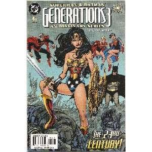 Batman Generations III #4 (Elseworlds, 4 of 12) John Byrne Books
