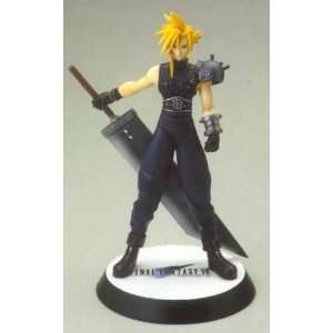 Final Fantasy VII Cloud Statue Figure 0703 Toys & Games