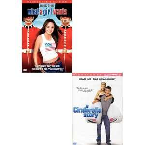 A Cinderella Story (Widescreen Edition) / What a Girl