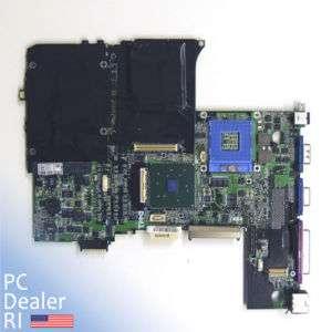 Dell Latitude D500 Motherboard Intel FOR PARTS 4Y205