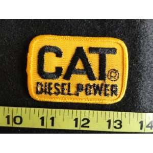 Cat Diesel Power Patch