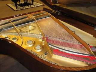 perfect STEINWAY & SONS Model L living room grand piano