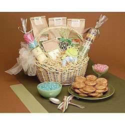 New Baby Gourmet Gift Basket
