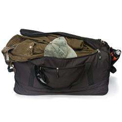 Pacific Ultra lightweight 30 inch Foldable Wheeled Duffel Bag