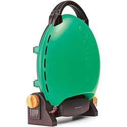 Grill 3000 Green Portable Propane Gas Grill