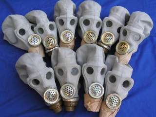 EAST GERMAN ARMY SchMs GAS MASK
