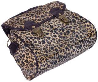 New Leopard Print Cross Body Bag Everyday Handbag #B33