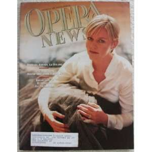 Opera News Magazine. February 14, 1998. Single Issue
