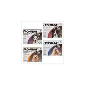 Frontline Plus Dog   12 Doses   23   44 lbs