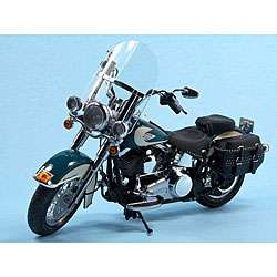 Harley Davidson Heritage Softail Classic Die Cast Motorcycle