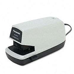 Panasonic Commercial Electric Stapler with Adj.Margin/Status Light