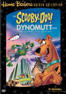 The Scooby Doo/Dynomutt Hour (DVD)