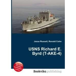 USNS Richard E. Byrd (T AKE 4) Ronald Cohn Jesse Russell