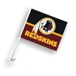 Washington Redskins Split Design Car/Truck Window Flag