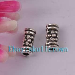 FREE SHIP 200pcs Tibetan Silver Nice Spacer Bead LS5346