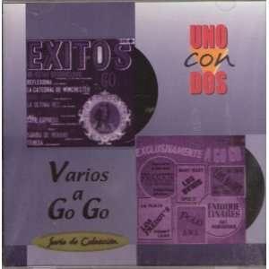 Varios a Go Go Serie De Coleccion Varios Artistas los ovnis