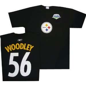 Steelers Super Bowl Name and Number T Shirt Reebok