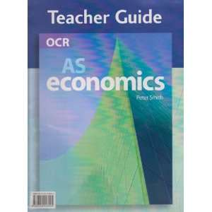 Economics Teacher Guide Ocr As (Gcse Photocopiable Teacher Resource
