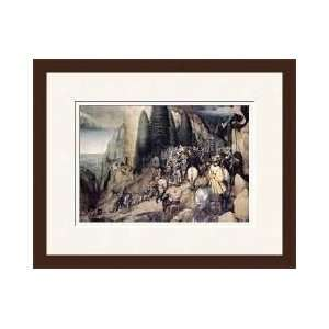 The Conversion Of Saint Paul Framed Giclee Print Home