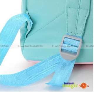 Women Sport Schoolbag Backpack Shoulders Bag New #455